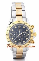 Rolex Replica Daytona Two Tone - 13