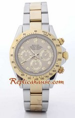 Rolex Replica Daytona Two Tone - 14