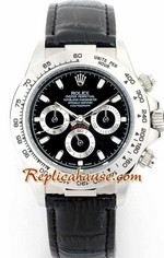 Rolex Daytona Ladies Leather 5