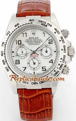 Rolex Daytona Leather - 2
