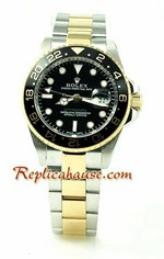 Rolex Replica GMT Two Tone Replica Watch 3