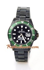 Rolex Replica Submariner Swiss PVD Watch 02