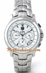 Tag Heuer Replica Link Watch 9