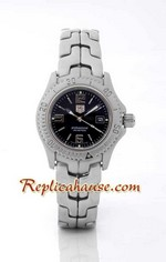 Tag Heuer Link Ladies Watch 9