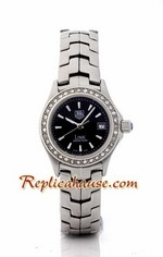 Tag Heuer Link Ladies Watch 16