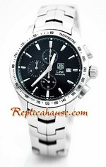 Tag Heuer Link 200 Meters Replica Watch 01