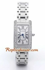 Cartier Tank Americaine - Swiss - Ladies