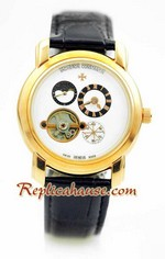 Vacheron Constantin Replica Tourbillon Watch 20