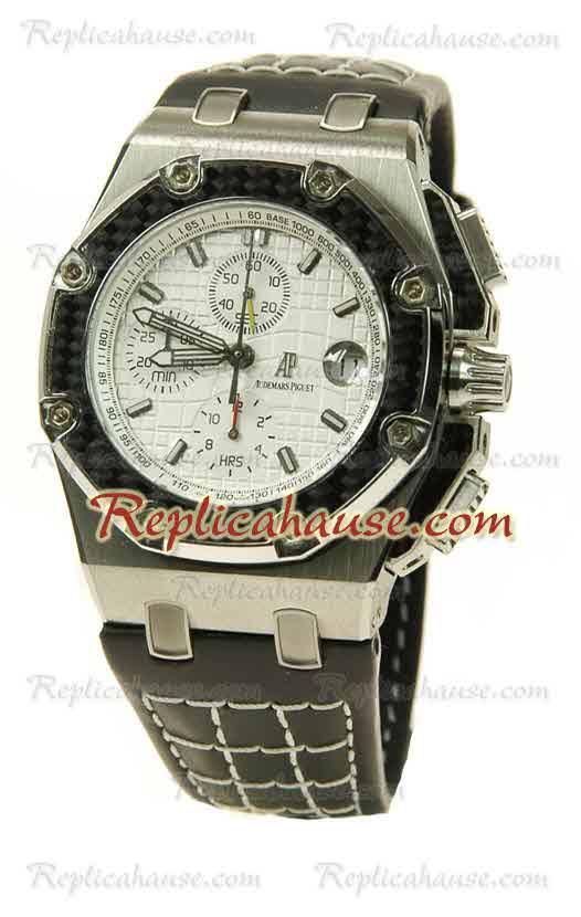 Audemars Piguet Royal Oak Offshore Juan Pablo Montoya Swiss Replica Watch 02