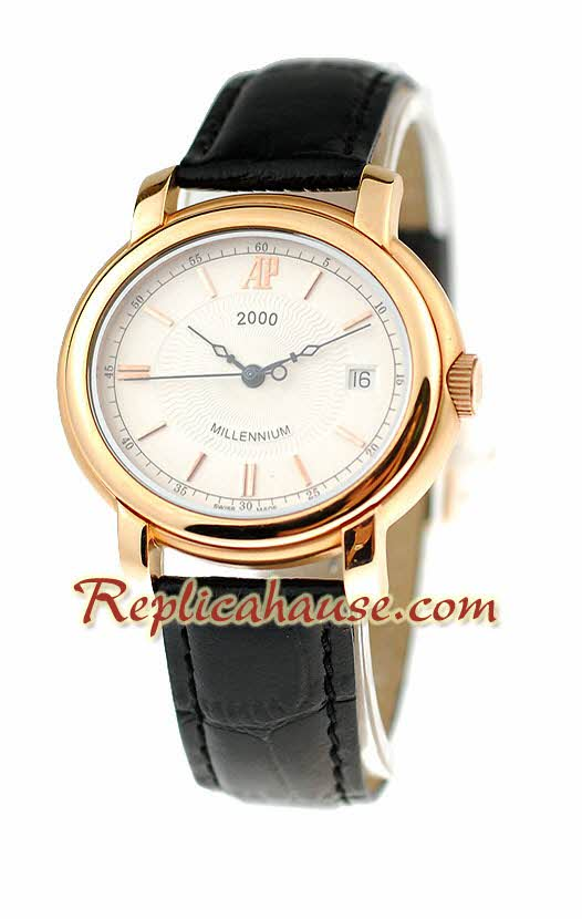 Audemars Piguet Millenary Swiss Replica Watch 01