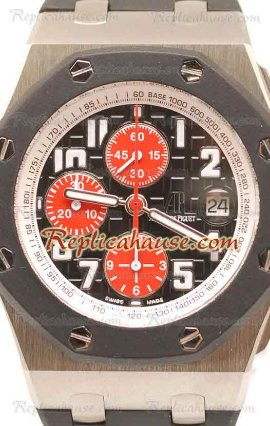 Audemars Piguet Swiss Tour Auto Limited Edition Watch 01