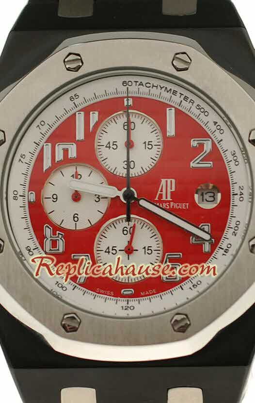 Audemars Piguet Offshore Replica Watch - Swiss Structure Watch 15