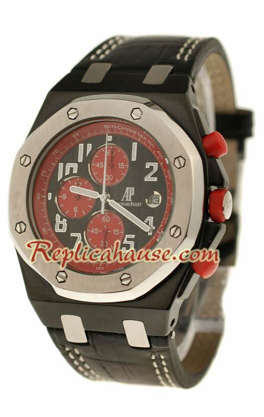 Audemars Piguet Offshore Replica Watch - Swiss Structure Watch 16