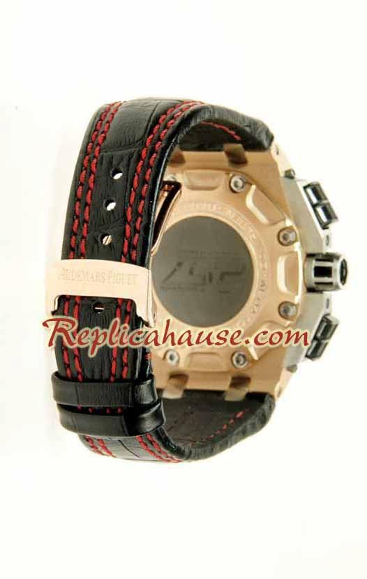 Audemars Piguet Rubens Barrichello Edition 2 Swiss Watch 01