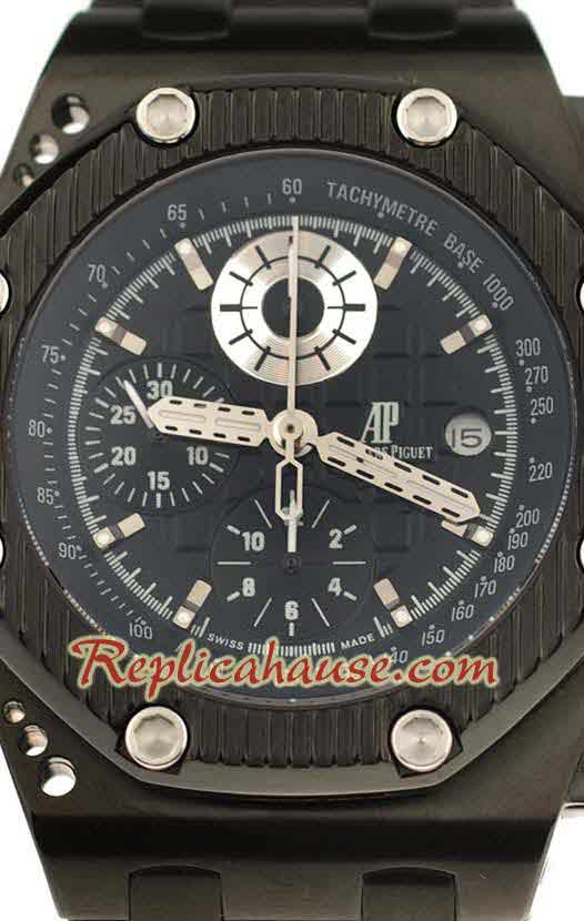 Audemars Piguet Royal Oak Offshore Survivor Chronograph Swiss Replica Watch 07