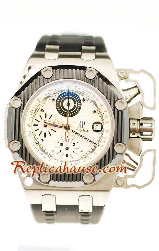 Audemars Piguet Royal Oak Offshore Survivor Chronograph Swiss Replica Watch 2