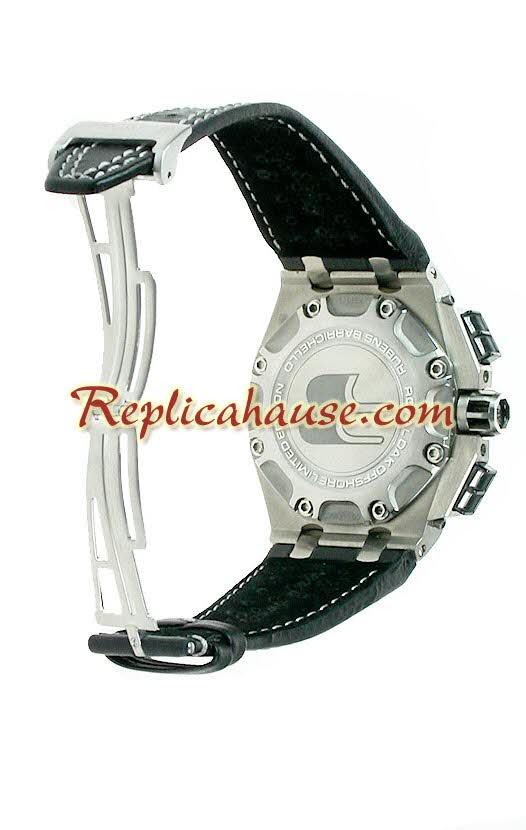 Audemars Piguet Royal Rubens Barrichello Titanium Swiss Watch 01