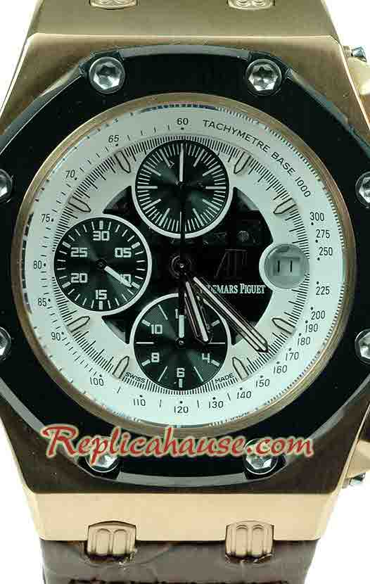 Audemars Piguet Royal Rubens Barrichello Limited Edition Watch 06