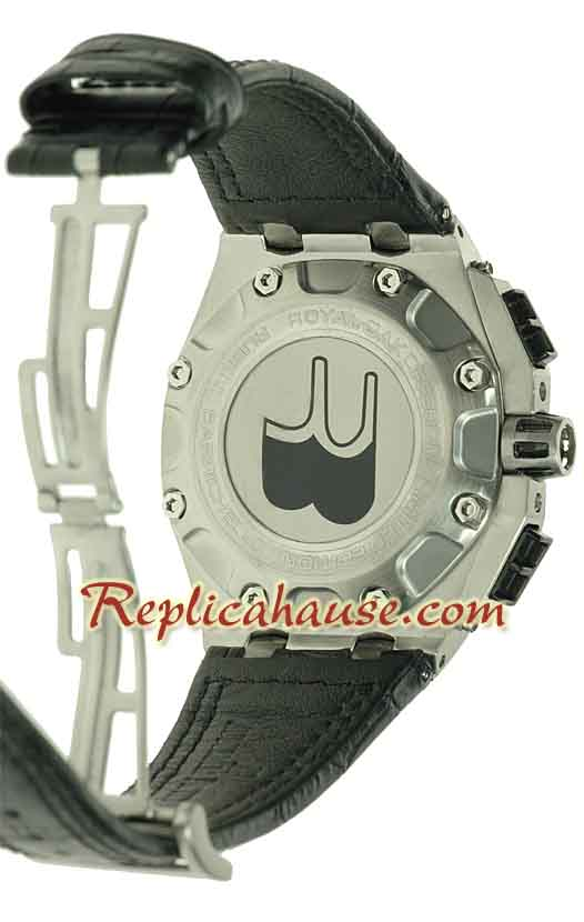 Audemars Piguet Royal Rubens Barrichello Limited Edition Titanium Version Watch 02