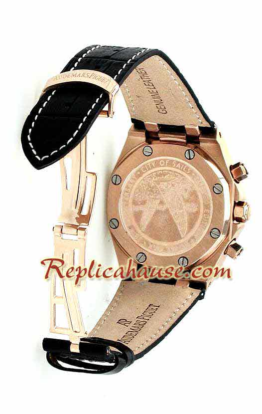 Audemars Piguet City of Sails Edition Watch 6