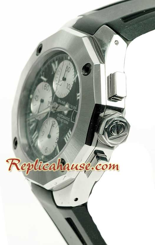 Baume Mercier Riviera Sporty Swiss Replica Watch 02