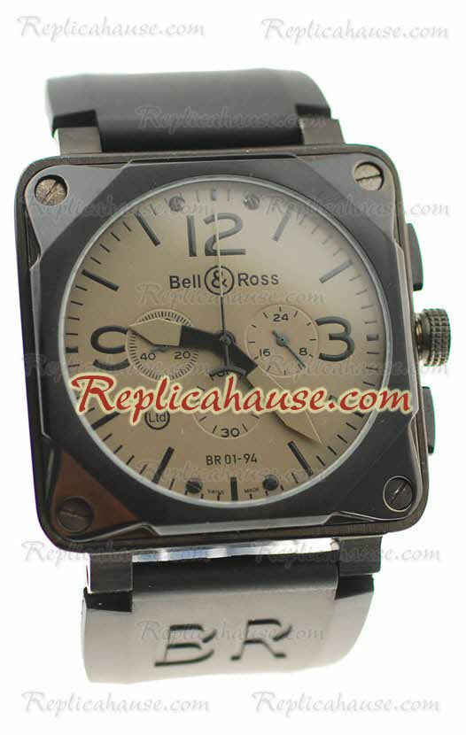 Bell and Ross BR01-94 Edition Replica Watch 23