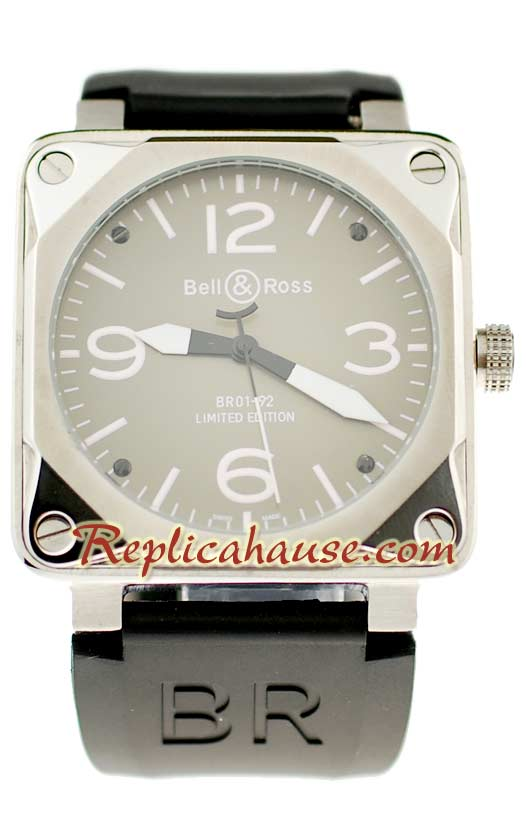 Bell and Ross BR01-92 Limited Edition Replica Watch 11