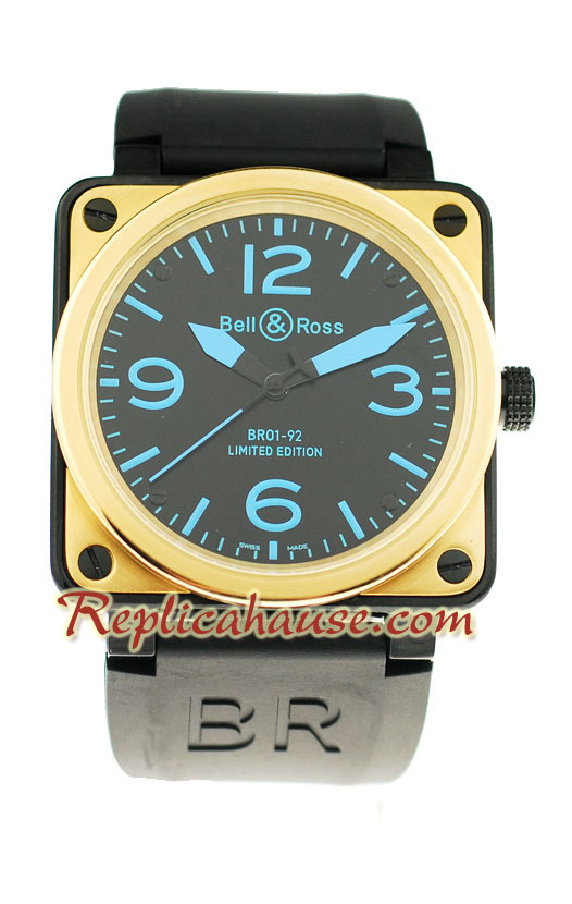 Bell and Ross BR01-92 Limited Edition Replica Watch 13