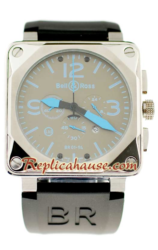 Bell and Ross BR01-94 Edition Replica Watch 8