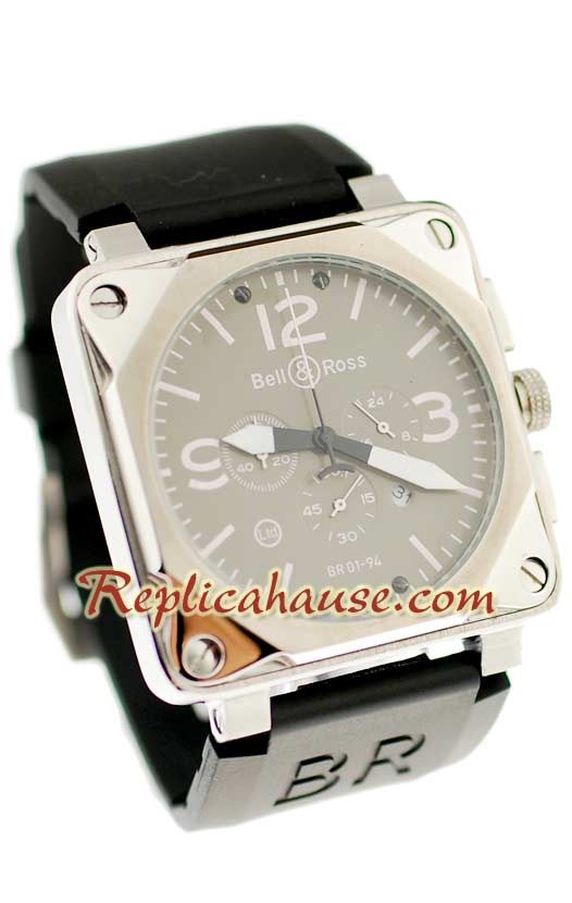 Bell and Ross BR01-94 Edition Replica Watch 10