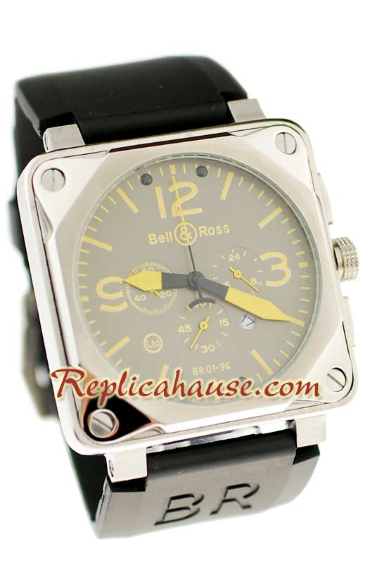 Bell and Ross BR01-94 Edition Replica Watch 12