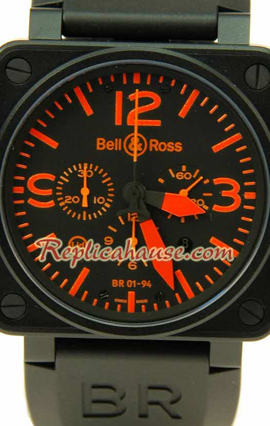 Bell and Ross BR01-94 Edition Replica Watch 18