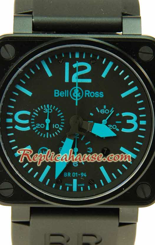 Bell and Ross BR01-94 Edition Replica Watch 16
