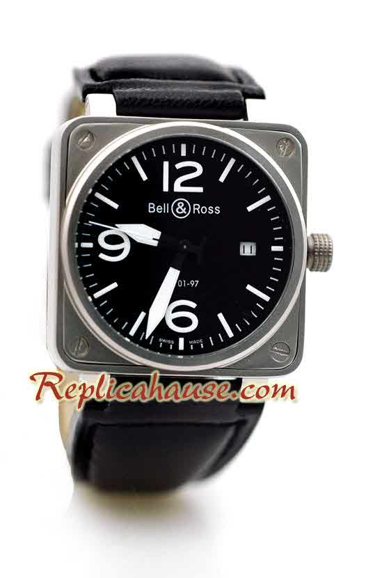 Bell and Ross BR01-97 Edition Replica Watch 05