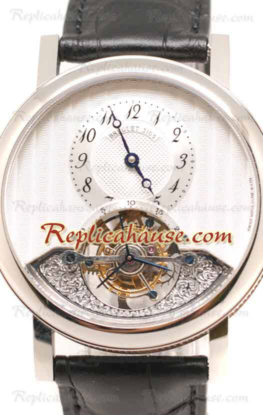 Breguet Grande Complication Tourbillon Co Axial Swiss Replica Watch 02