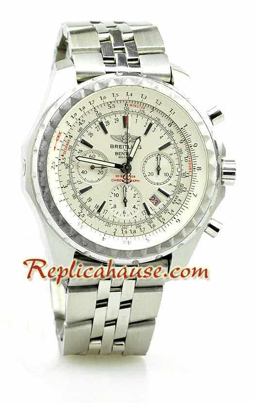 Breitling for Bentley Motors T Swiss Watch 1