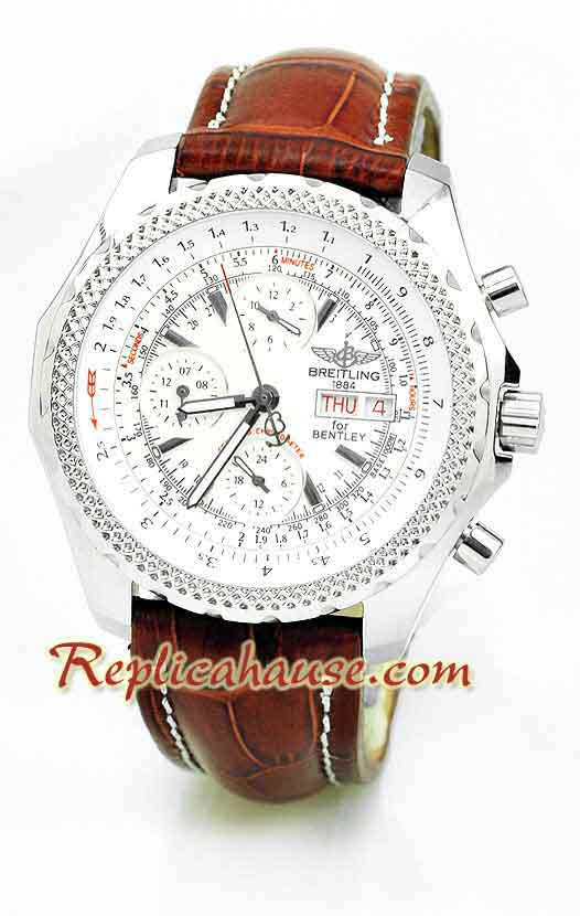 Breitling for Bentley Mid Sized Automatic Watch 2