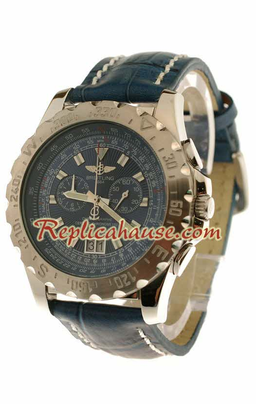 Breitling Chronograph Chronometre Replica Watch 16