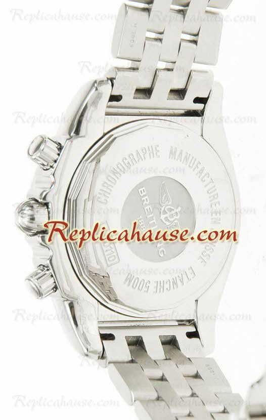 Breitling Chronograph Chronometre Swiss Replica Watch 03