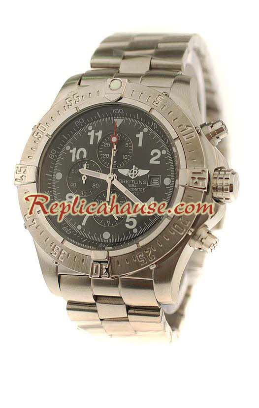 Breitling Chronomat Evolution Quartz Replica Watch 14