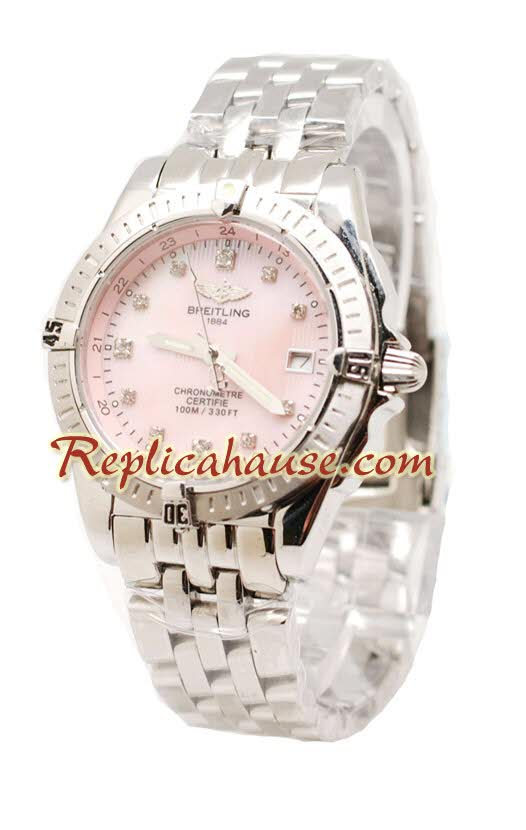 Breitling Chronometre Ladies Replica Watch 06