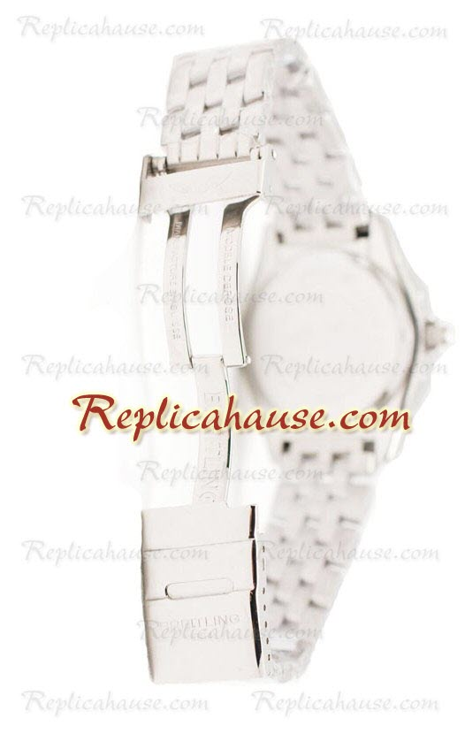 Breitling Chronometre Ladies Replica Watch 08