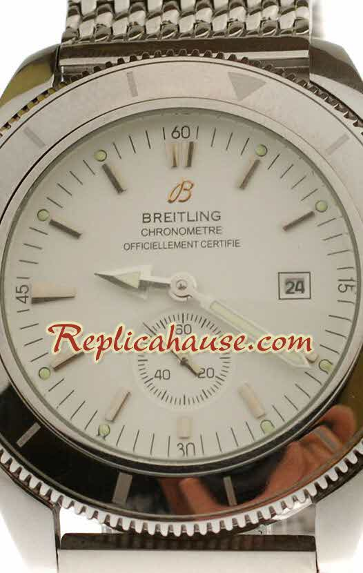 Breitling Chronometre Replica Watch 09