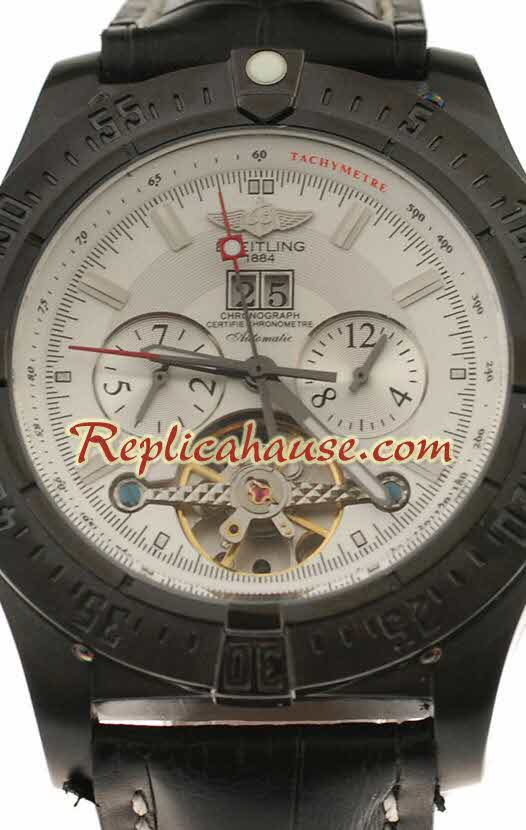 Breitling Chronograph Chronometre Replica Watch 12