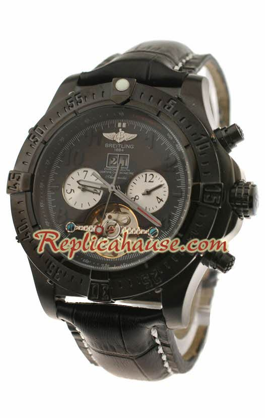 Breitling Chronograph Chronometre Replica Watch 13