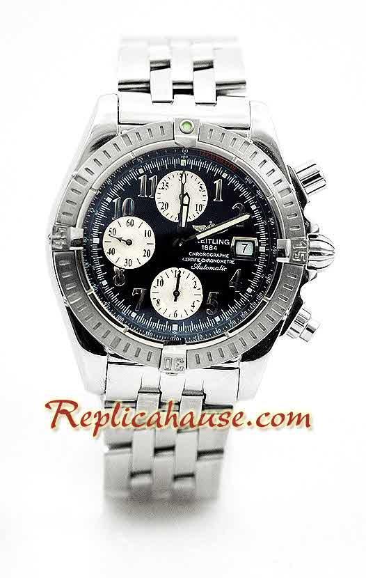 Breitling Chronomat Evolution Swiss Replica Watch 3