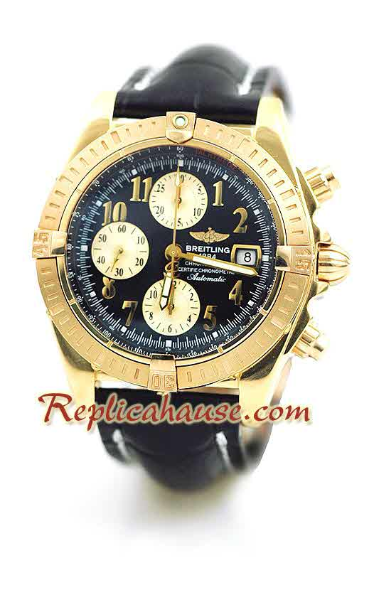 Breitling Chronomat Evolution Swiss Replica Watch 5
