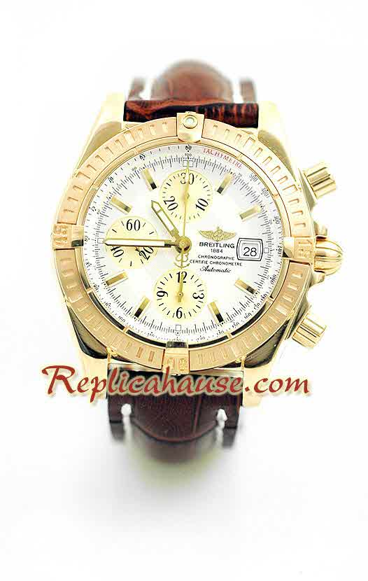 Breitling Chronomat Evolution Swiss Replica Watch 6