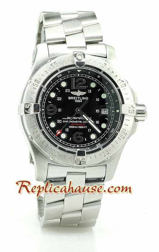 Breitling SuperOcean Swiss Replica Watch 1