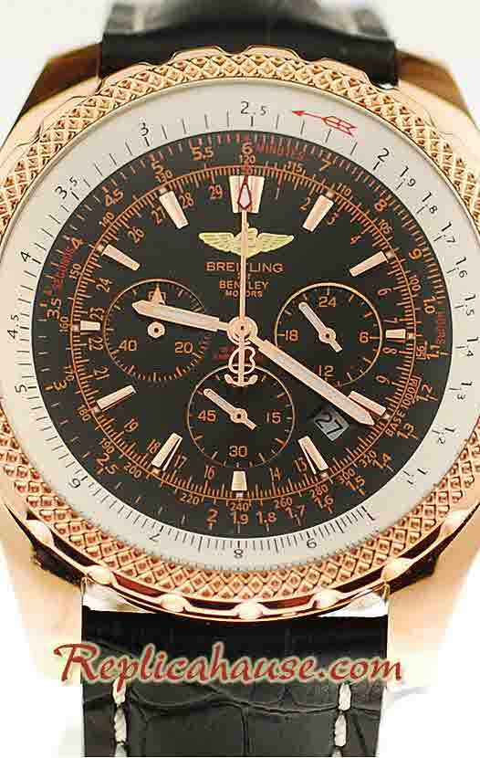 Breitling for Bentley Motors Replica Watch 17